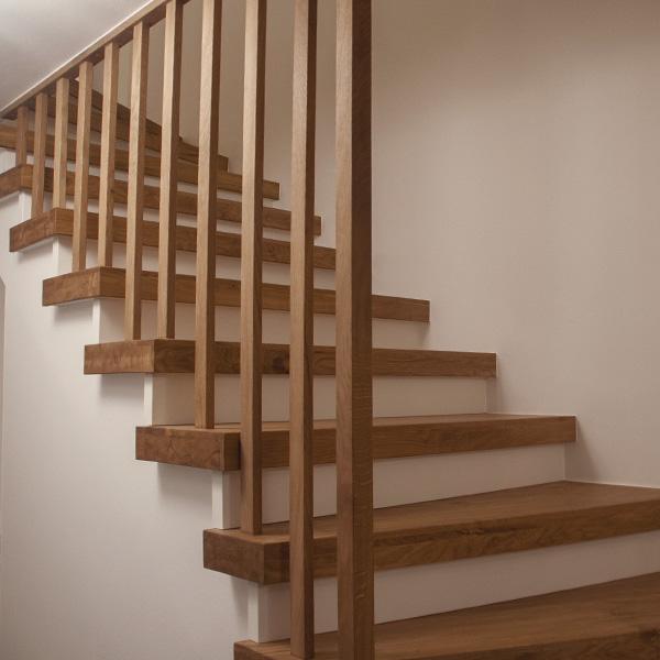 Treppe Innenausbau Schreiner