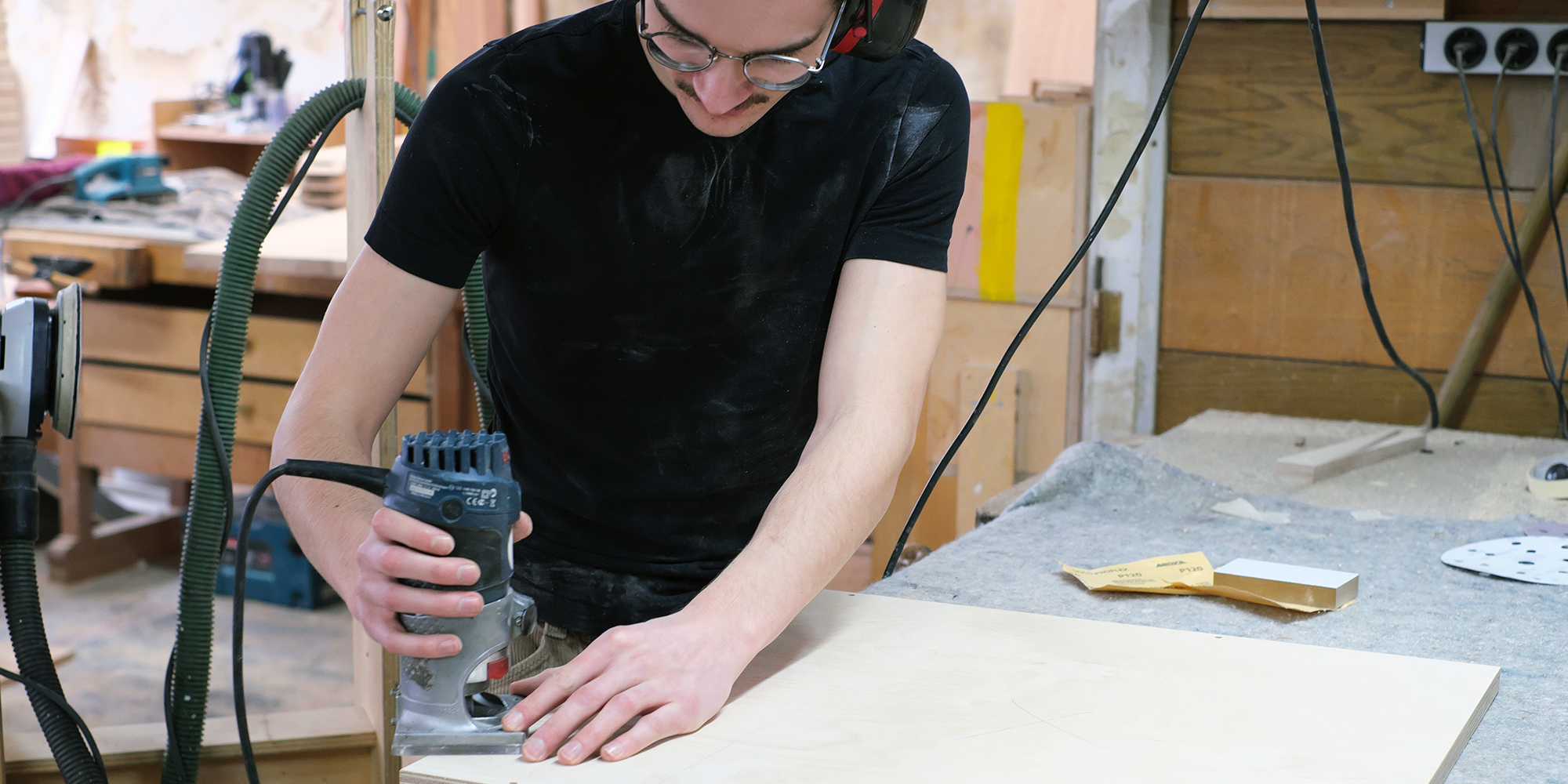 Holzfreude Mitarbeiter