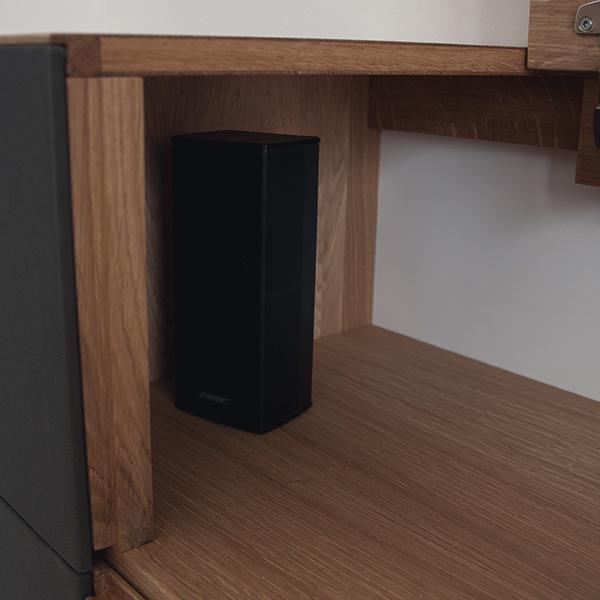 Versteckte Lautsprecher